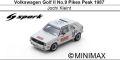 ◎予約品◎ Volkswagen Golf II No.9 Pikes Peak 1987 Jochi Kleint