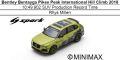 ◎予約品◎ Bentley Bentayga Pikes Peak International Hill Climb 2018  10:49.902 SUV Production Record Time   Rhys Millen