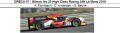 ◎予約品◎ ORECA 07 - Gibson No.20 High Class Racing 24H Le Mans 2019  A. Fjordbach - D. Andersen - M. Beche