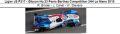 ◎予約品◎ Ligier JS P217 - Gibson No.23 Panis Barthez Competition 24H Le Mans 2019  R. Binder - J. Canal - W. Stevens