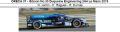 ◎予約品◎ ORECA 07 - Gibson No.30 Duqueine Engineering 24H Le Mans 2019  N. Jamin - P. Ragues - R. Dumas