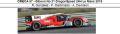 ◎予約品◎ ORECA 07 - Gibson No.31 DragonSpeed 24H Le Mans 2019  R. Gonzalez - P. Maldonado - A. Davidson