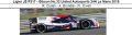 ◎予約品◎ Ligier JS P217 - Gibson No.32 United Autosports 24H Le Mans 2019  R. Cullen - A. Brundle - W. Owen