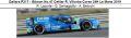 ◎予約品◎ Dallara P217 - Gibson No.47 Cetilar R. Villorba Corse 24H Le Mans 2019  R. Lacorte - G. Sernagiotto - A. Belicchi