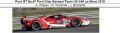 ◎予約品◎ Ford GT No.67 Ford Chip Ganassi Team UK 24H Le Mans 2019  A. Priaulx - H. Tincknell - J. Bomarito