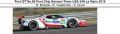 ◎予約品◎ Ford GT No.69 Ford Chip Ganassi Team USA 24H Le Mans 2019  R. Briscoe - R. Westbrook - S. Dixon
