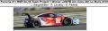 ◎予約品◎ Porsche 911 RSR No.56 Team Project 1 Winner LMGTE Am class 24H Le Mans 2019  J. Bergmeister - P. Lindsey - E. Perfetti