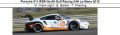 ◎予約品◎ Porsche 911 RSR No.86 Gulf Racing 24H Le Mans 2019  M. Wainwright - B. Barker - T. Preinin