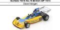 ◎予約品◎ Surtees TS16 No.19 British GP 1975 Dave Morgan