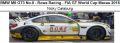 ◎予約品◎ BMW M6 GT3 No.9 - Rowe Racing - FIA GT World Cup Macau 2016 Nicky Catsburg