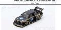 ◎予約品◎ BMW 320 Turbo No.9 Gr.5 Shah Alam 1983  Ian Grey