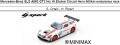 ◎予約品◎ Mercedes-Benz SLS AMG GT3 No.19 Zhuhai Circuit Hero 600km endurance race 2018 S. Ortelli - H. Ripert