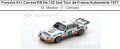 ◎予約品◎Porsche 911 Carrera RS No.122 2nd Tour de France Automobile 1977  M. Mouton - F. Conconi