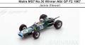 ◎予約品◎ Matra MS7 No.30 Winner Albi GP F2 1967  Jackie Stewart