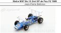 ◎予約品◎ Matra MS7 No.10 2nd GP de Pau F2 1969  Jean-Pierre Beltoise