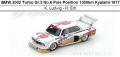 ◎予約品◎ BMW 2002 Turbo Gr.5 No.6 Pole Position 1000km Kyalami 1977  K. Ludwig - H. Ertl