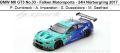 ◎予約品◎ BMW M6 GT3 No.33 - Falken Motorsports - 24H Nurburgring 2017 P. Dumbreck - A. Imperatori - S. Dusseldorp - M. Seefried