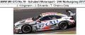 ◎予約品◎ BMW M6 GT3 No.19 - Schubert Motorsport - 24H Nurburgring 2017 J. Klingmann - J. Edwards - T. Onslow-Cole