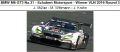 ◎予約品◎ BMW M6 GT3 No.31 - Schubert Motorsport - Winner VLN 2016 Round 3 J. Muller - M. Wittmann - J. Krohn