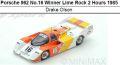 ◎予約品◎ Porsche 962 No.16 Winner Lime Rock 2 Hours 1985  Drake Olson