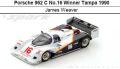 ◎予約品◎ Porsche 962 C No.16 Winner Tampa 1990  James Weaver