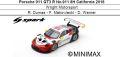 ◎予約品◎ Porsche 911 GT3 R No.911 8H California 2018 Wright Motorsport R. Dumas - F. Makowiecki - D. Werner