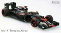 McLaren Honda MP4-30 2015 Middle Season Version  No.14 F.アロンソ
