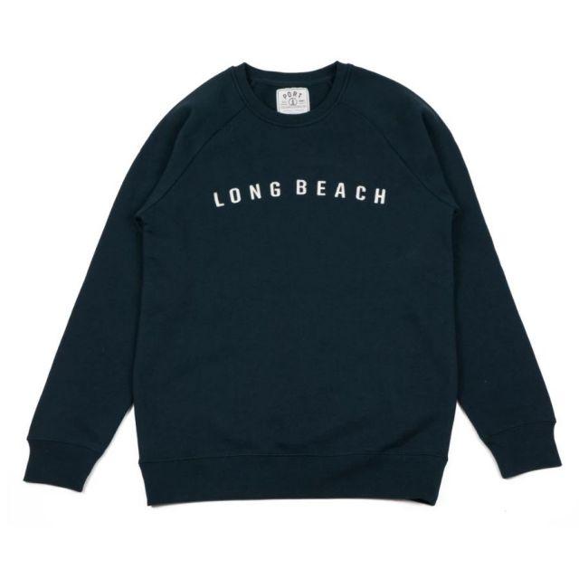 PORT LONG BEACH (ポート ロングビーチ)  スウェット クルーネック トレーナー / Terry Henry Crew