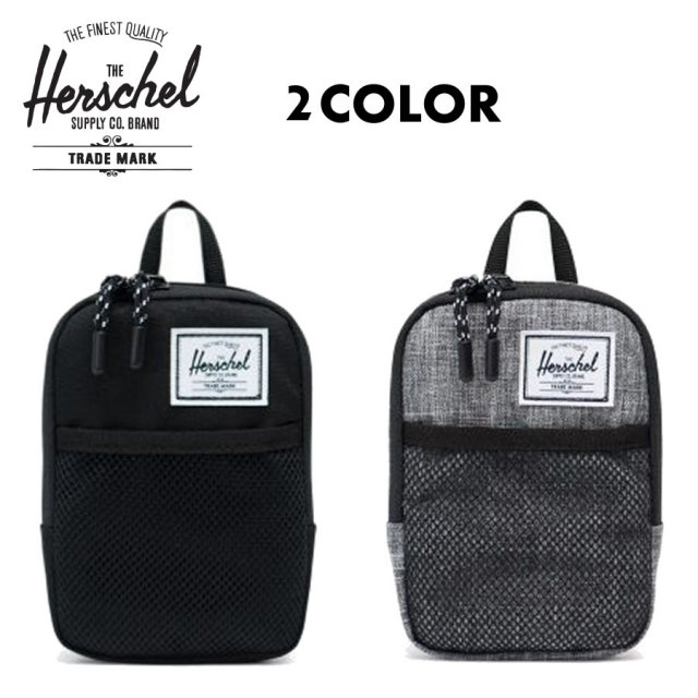 Herschel Supply  ハーシェルサプライ ウエストバッグ / Seventeen  5カラー展開