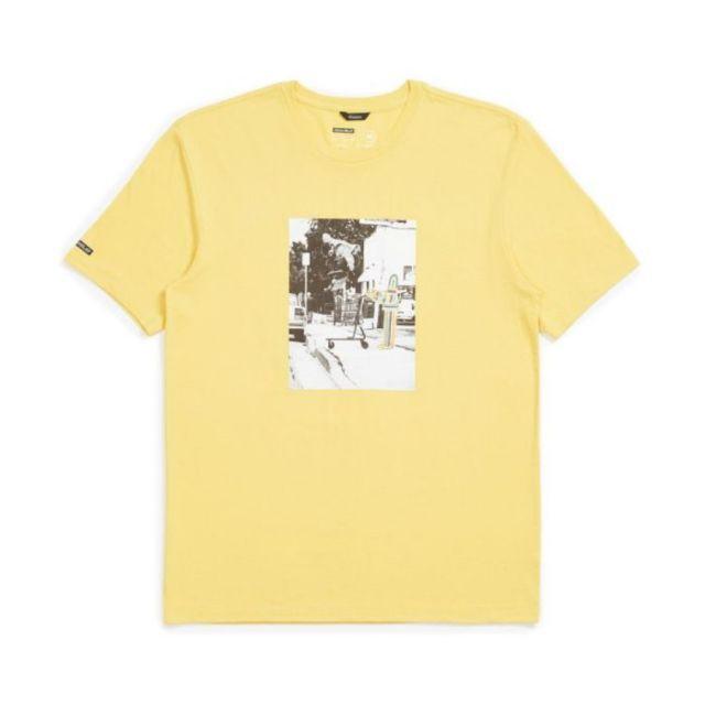 BRIXTON,ブリクストン,Tシャツ,CARTON,STONE