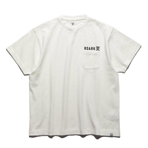ROARK,ロアーク,長袖Tシャツ,ロンTEE,,ネッシー