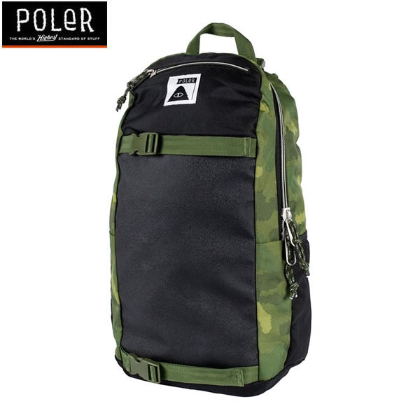 PolerCampingStuff(ポーラーキャンピング スタッフ) リュックサック,ROLLTOP2.0,16SS