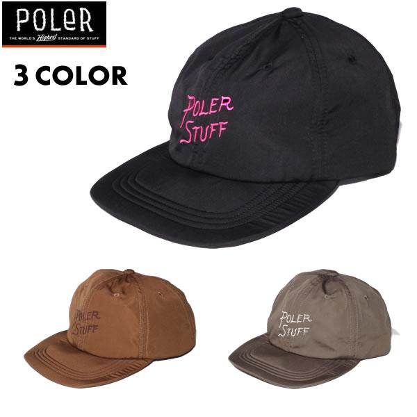 POLER,ポーラー,スナップバックキャップ,FURRYP