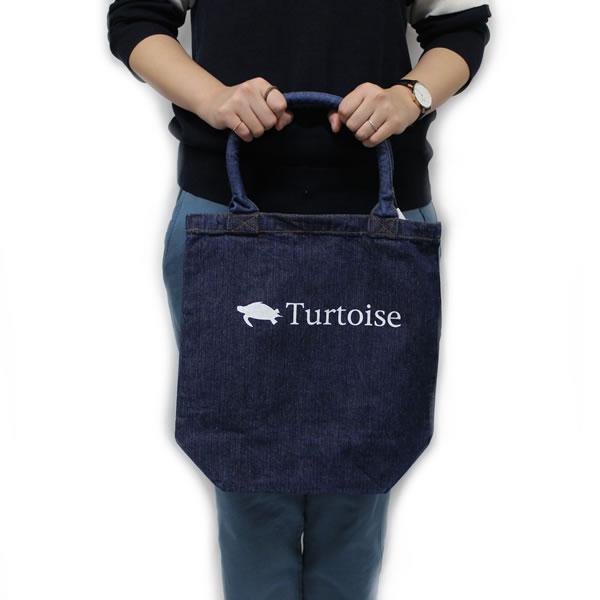 TURTOISE,タータス,トートバッグ
