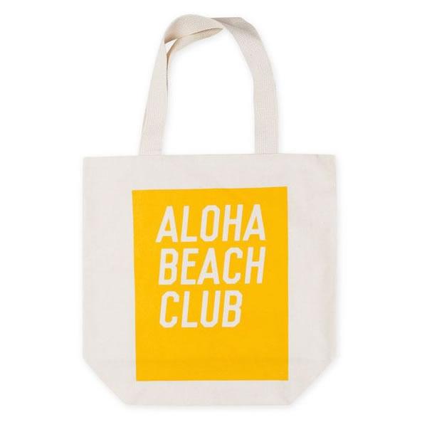 ALOHABEACHCLUB,アロハビーチクラブ,トートバッグ