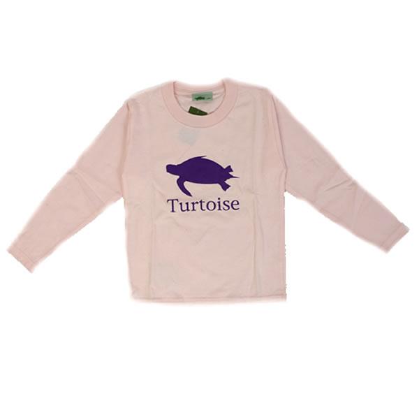 TURTOISE  タータス キッズ 子供用 半袖Tシャツ / K-BASIC