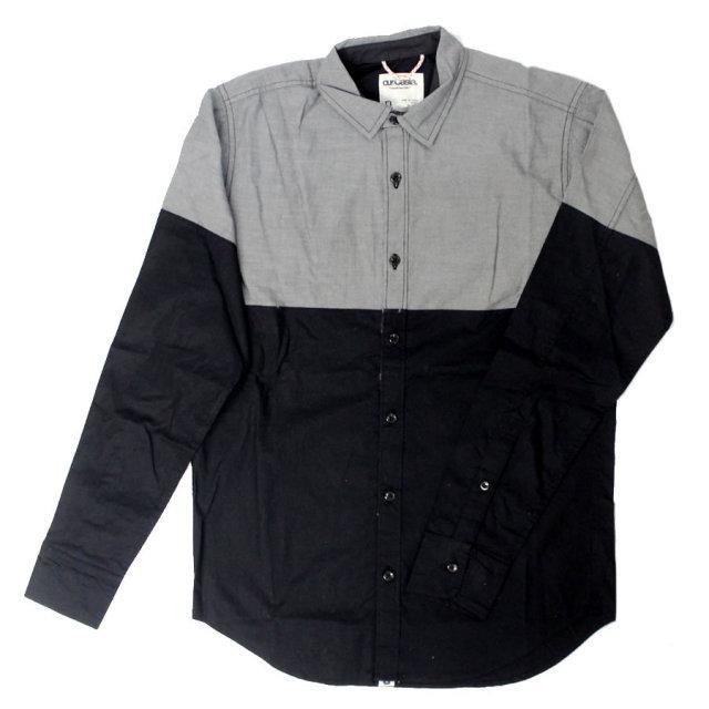 OURCASTE,アワーキャスト,長袖,ボタンダウンシャツ