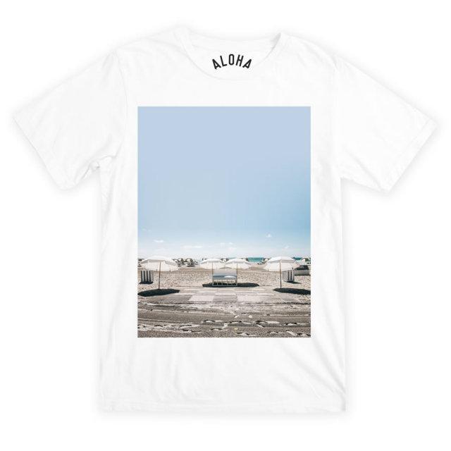ALOHABEACHCLUB,アロハビーチクラブ,Tシャツ,BOXER,WHITE