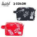 Herschel Supply,LAWSON,COCACORA,2カラー展開