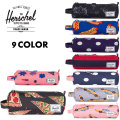 Herschel Supply  ハーシェルサプライ  / HANK LEATHER 3カラー展開