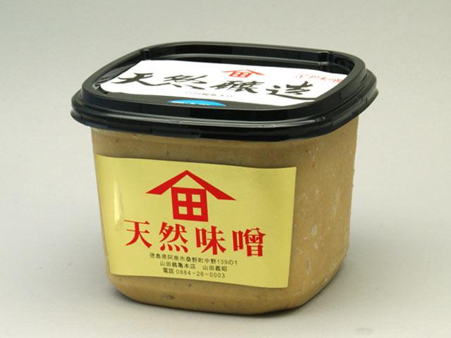 天然味噌『白味噌』1Kgパック