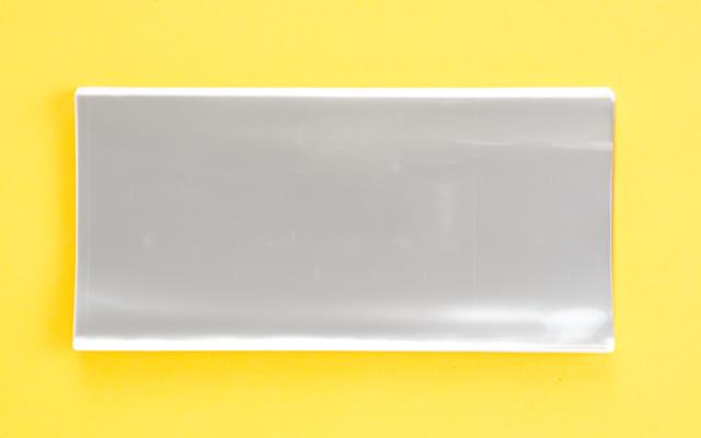 OPP袋 サイドシールタイプ フィルムの厚み30μ 100×210ミリ 100枚入り