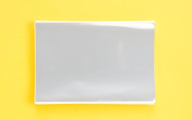 OPP袋 サイドシールタイプ フィルムの厚み30μ 105×155ミリ 100枚入り (定型サイズ ハガキ用)