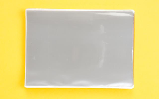 OPP袋 サイドシールタイプ フィルムの厚み30μ 130×180ミリ 100枚入り