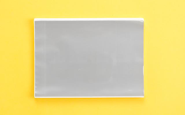 OPP袋 サイドシールタイプ フィルムの厚み30μ 160×225ミリ 100枚入り (定型サイズA5用)