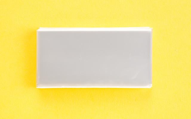 OPP袋 サイドシールタイプ フィルムの厚み30μ 40×80ミリ 100枚入り
