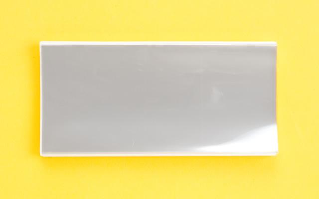 OPP袋 サイドシールタイプ フィルムの厚み30μ 80×170ミリ 100枚入り