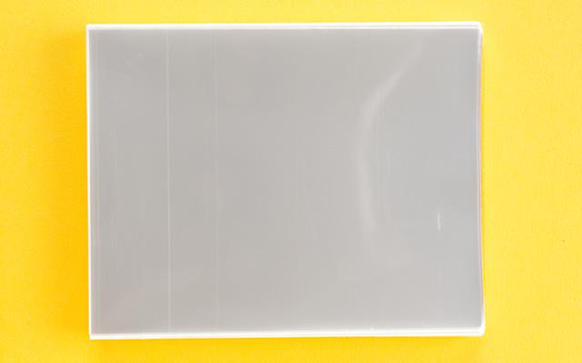 OPP袋 サイドシールタイプ フィルムの厚み30μ 95×120ミリ 100枚入り