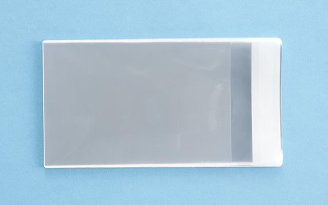 OPP袋 テープ付タイプ フィルムの厚み30μ 100×150ミリ 100枚入り