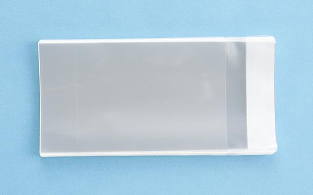 OPP袋 テープ付タイプ フィルムの厚み30μ 90×150ミリ 100枚入り